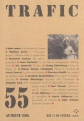 Revue Trafic N.55 - Couverture - Format classique
