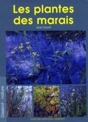 Les plantes des marais - Couverture - Format classique