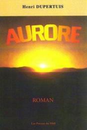 Aurore - Couverture - Format classique