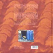 Les cabanons de provence - 4ème de couverture - Format classique