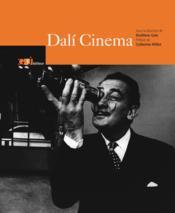 Dalí cinéma - Couverture - Format classique