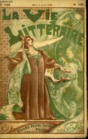 Othello Ou Le More De Venise. La Vie Litteraire. - Couverture - Format classique