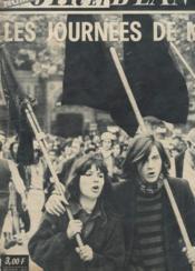 Noir Et Blanc Numero Special - Les Journees De Mai - Couverture - Format classique