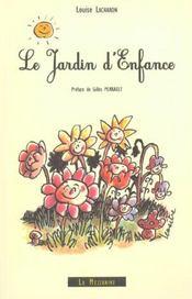 Le Jardin D'Enfance - Intérieur - Format classique