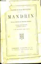 Mandrin - 3e Edition Entierement Refondue. - Couverture - Format classique