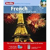Berlitz: french phrase book & cd - Couverture - Format classique