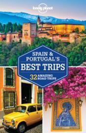 Spain & Portugal's best trips - Couverture - Format classique