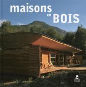 Maisons en bois - Couverture - Format classique