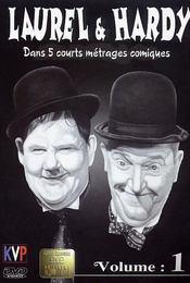 Laurel & Hardy - Vol. 1 - Couverture - Format classique