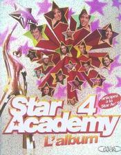 Star Academy 4 ; L'Album - Intérieur - Format classique