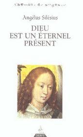 Dieu est un eternel present - Intérieur - Format classique