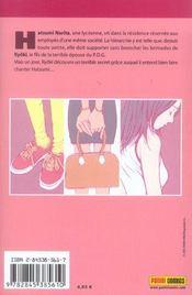Hot gimmick t.1 - 4ème de couverture - Format classique