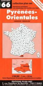 Departement n 66 - Couverture - Format classique