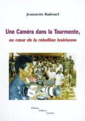 Une Camera Dans La Tourmente - Couverture - Format classique
