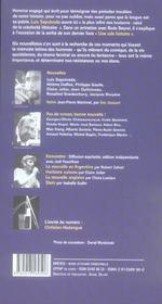 Revue Breves N.77 ; Luis Sepulveda - 4ème de couverture - Format classique