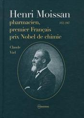 Henri moissan pharmacien, premier prix nobel de chimie - Intérieur - Format classique