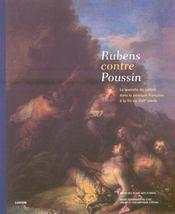 Rubens Contre Poussin (Relie) - Intérieur - Format classique