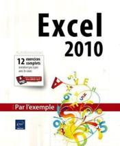 Excel 2010 - Couverture - Format classique