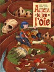 Alicia et le jeu de l'oie - Couverture - Format classique