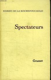 Spectateurs. - Couverture - Format classique