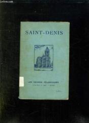 Saint Denis. - Couverture - Format classique