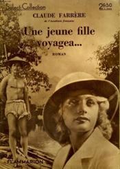 Une Jeune Fille Voyagea. Collection : Select Coll0ection N° 123 - Couverture - Format classique
