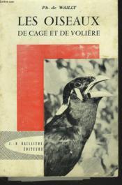 L'Amateur Des Oiseaux De Cage Et De Voliere - Couverture - Format classique