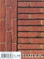 Le musee de la maison mini format - 4ème de couverture - Format classique