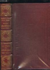 Les Enfants du Capitaine Grant. Voyage autour du monde. Les Voyages Extraordinaires. - Couverture - Format classique