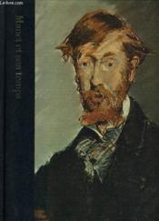Manet Et Son Temps 1832-1883 - Couverture - Format classique