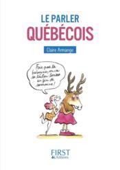 Le parler québecois - Couverture - Format classique