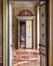 Hôtel de Bourrienne ; aventures entreprenariales - Couverture - Format classique