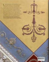 Hôtel de Bourrienne ; aventures entreprenariales - 4ème de couverture - Format classique