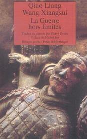 La guerre hors limites - Intérieur - Format classique