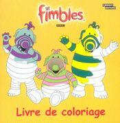 Fimbles ; Livre De Coloriage - Intérieur - Format classique