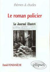 Le Roman Policier - Intérieur - Format classique