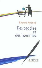 Des Caddies Et Des Hommes - Intérieur - Format classique