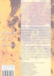 Figures De La Science - 4ème de couverture - Format classique