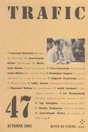 Revue Trafic T.47 - Intérieur - Format classique
