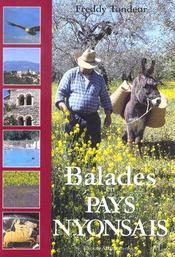 Balades en pays nyonsais - Intérieur - Format classique