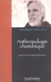 Anthropologie Chamanique - Intérieur - Format classique