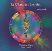 Le chant des énergies t.1 et t.2 - Couverture - Format classique
