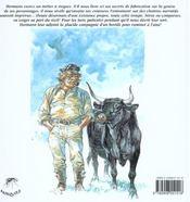Raconteur d'images heros & bovins - 4ème de couverture - Format classique