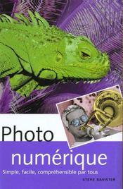Photo Numerique - Intérieur - Format classique