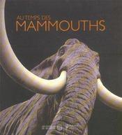 Au temps des mammouths - Intérieur - Format classique