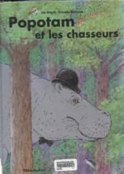 Popotam Et Les Chasseurs - Couverture - Format classique