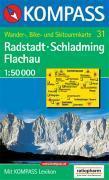 Radstadt/schladming/flachau ; 1/50.000 ; n.31 - Couverture - Format classique