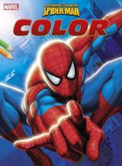 Spider-man ; color - Couverture - Format classique