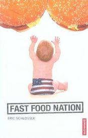 Fast food nation - Intérieur - Format classique
