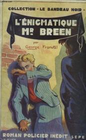 L'ENIGMATIQUE Mr. BREEN - Couverture - Format classique